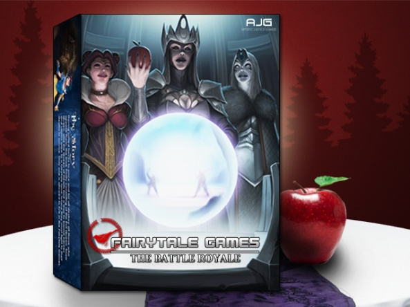 Fairytale Games Box Art