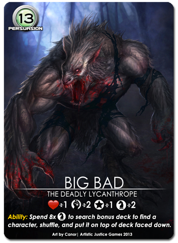 Character: Big Bad