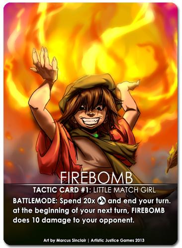 TACTIC_LittleMatchGirl_Firebomb