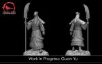 WIP Guan Yu