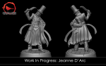 WIP Jack the Ripper