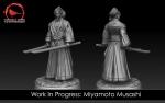 Miyamoto Musashi WIP