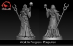 Rasputin WIP