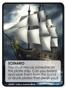 PirateShipScenario